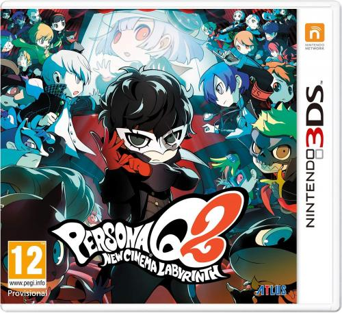 Persona Q2 New Cinema Labyrinth DO ( JPN voice - English subtitels)