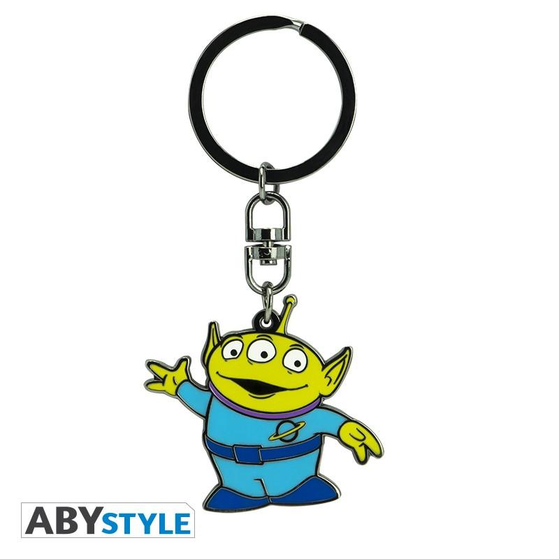 TOY STORY - Porte-Cles Metal - Alien