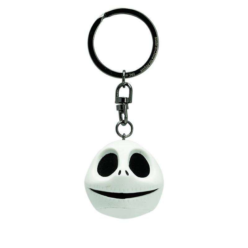 NIGHTMARE BEFORE XMAS - Porte-Cles 3D - Jack