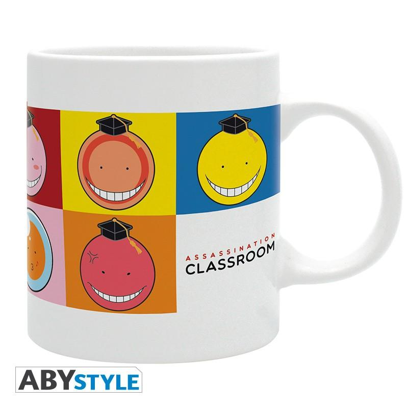 ASSASSINATION CLASSROOM - Mug 320 ml - Kolor Faces - Subli