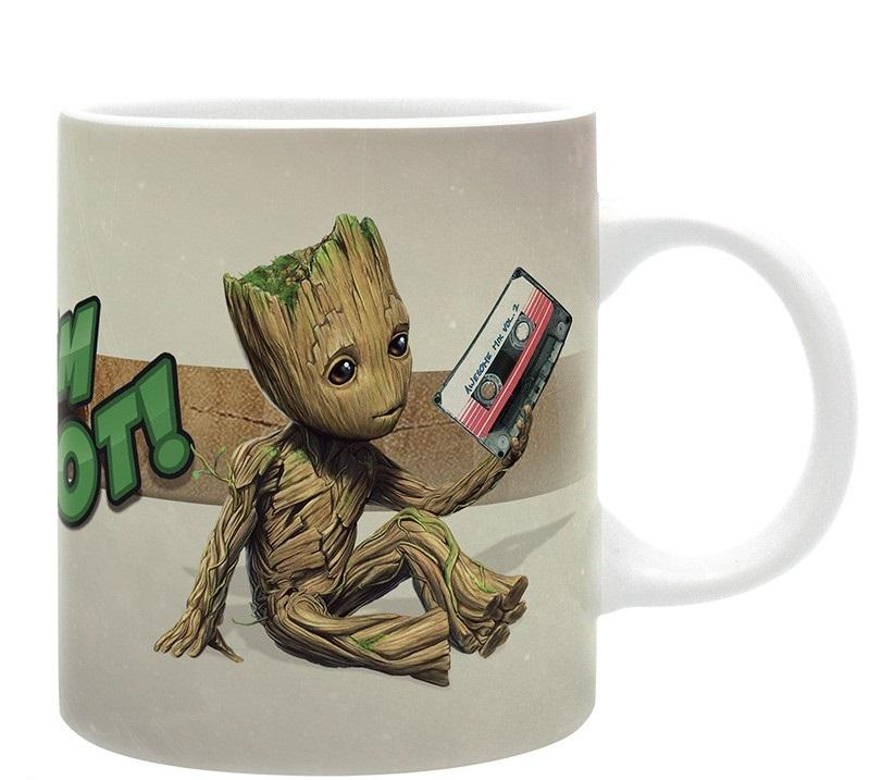 MARVEL - Mug 320 ml - Groot - Subli