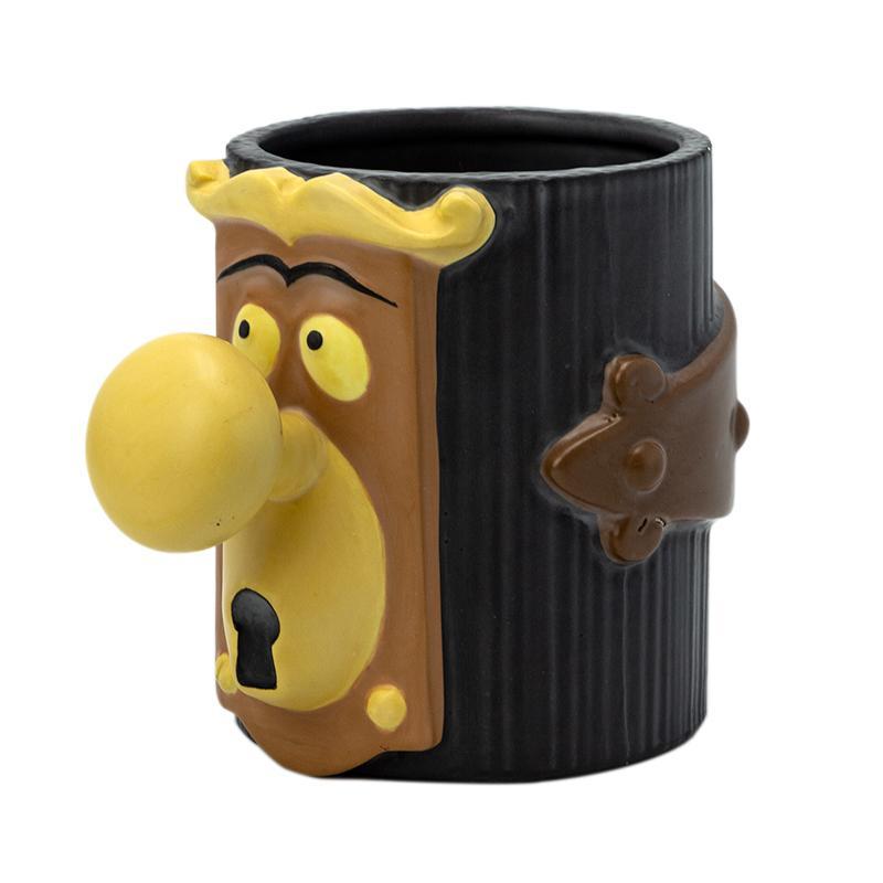 DISNEY - Alice au Pays des Merveilles - Mug 3D 500ml - Porte