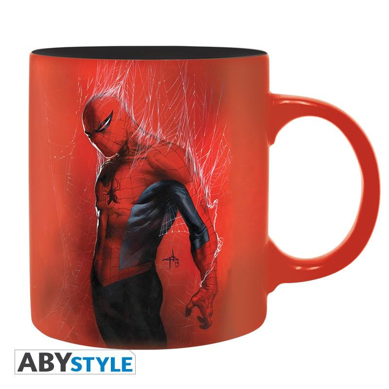 MARVEL - Mug 320 ml - Spider-Man