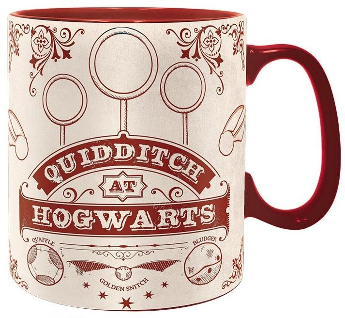 HARRY POTTER - Mug 460 ml - Quidditch