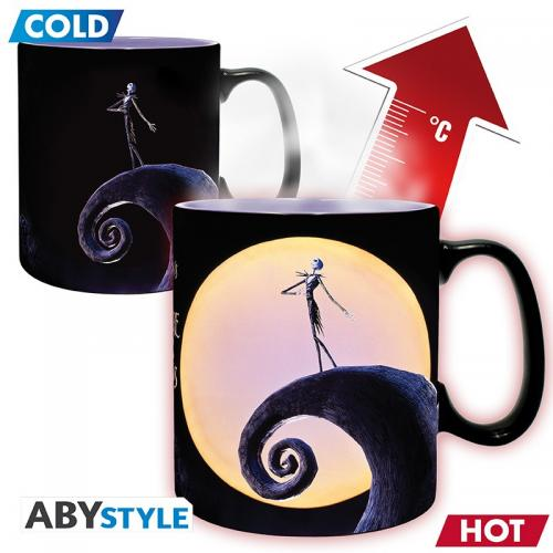 NBX - Mug thermoréactif - 460 ml - Jack & Lune