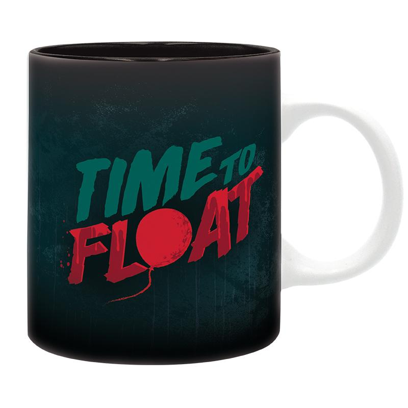IT - Mug 320 ml - Time to Float