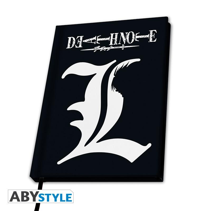 DEATH NOTE - Notebook A5 - L