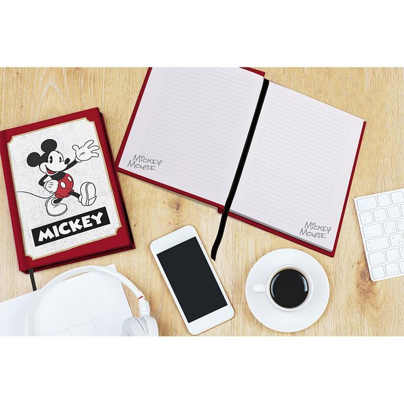 DISNEY - Notebook A5 - Mickey_6