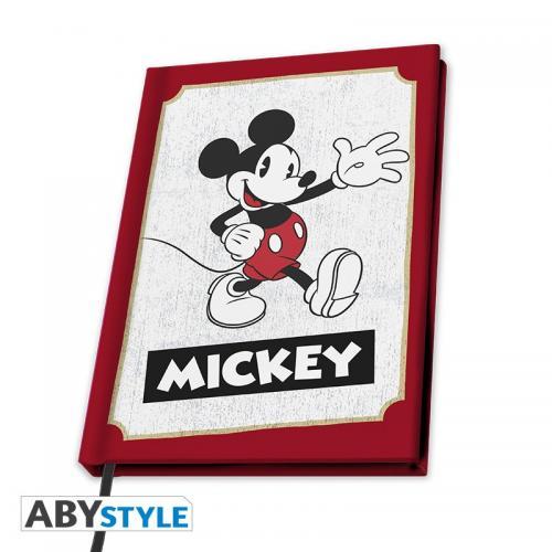 DISNEY - Notebook A5 - Mickey