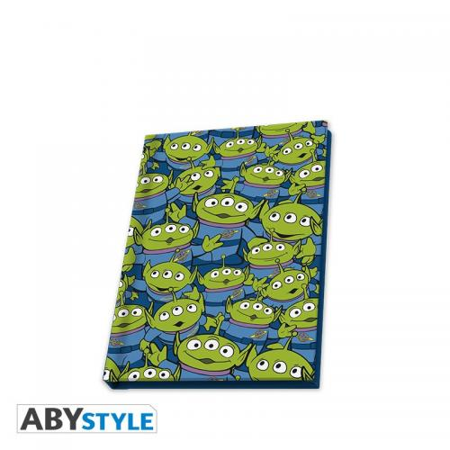 TOY STORY - Carnet A6 / 80 Pages - Aliens