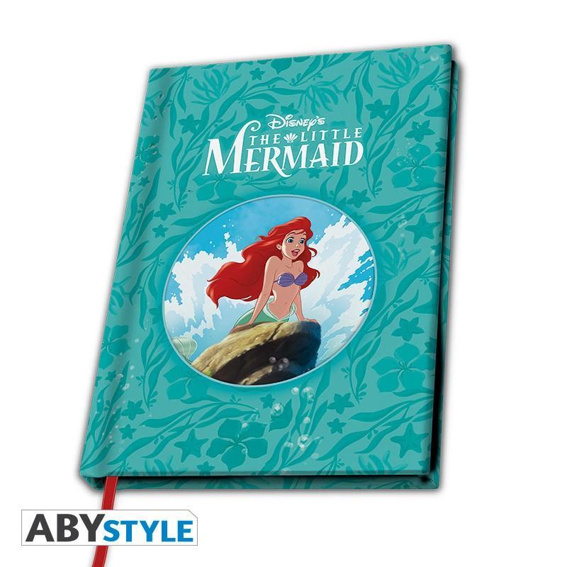 DISNEY - Notebook A5 - Ariel