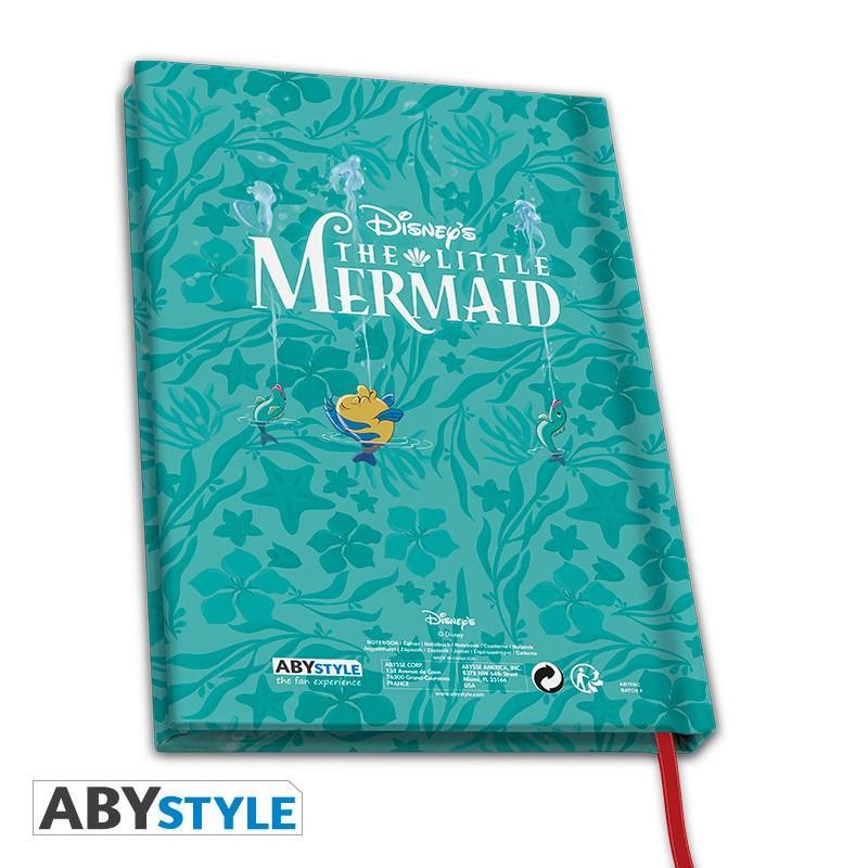 DISNEY - Notebook A5 - Ariel_2