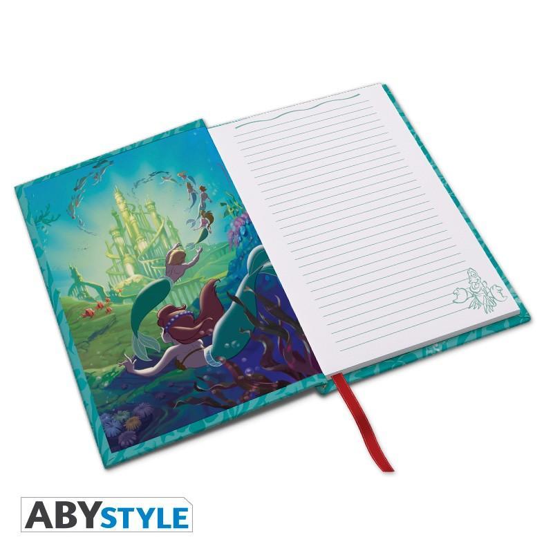 DISNEY - Notebook A5 - Ariel_4
