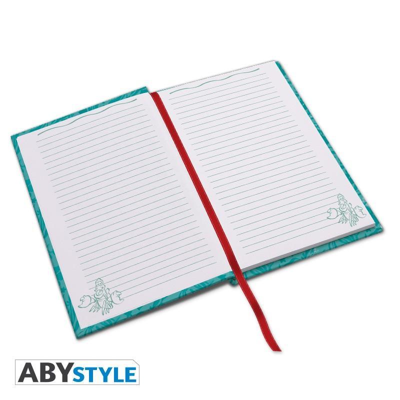 DISNEY - Notebook A5 - Ariel_5
