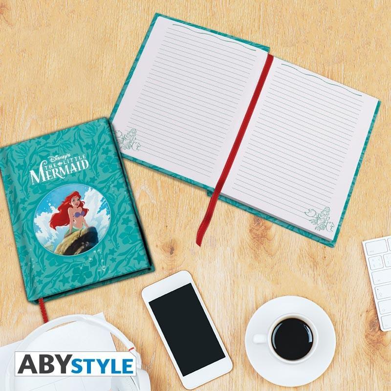 DISNEY - Notebook A5 - Ariel_6