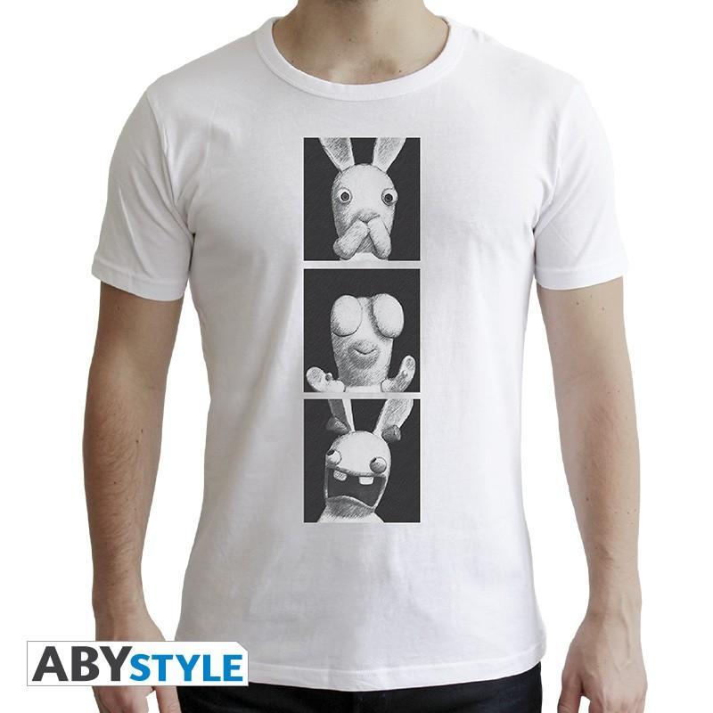 LAPINS CRETINS - Lapins de la Sagesse - T-Shirt - Homme - (XS)