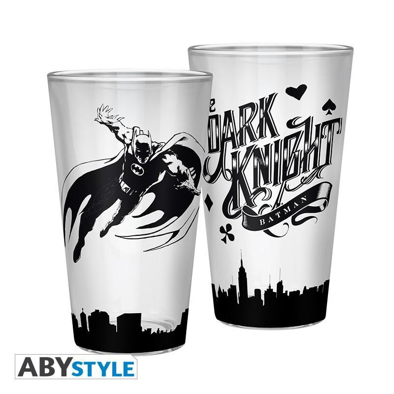 DC COMICS - Verre XXL 500ml - Batman Dark Knight