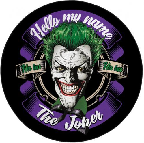 THE JOKER - Tapis d'intérieur - Diamètre 80cm - Hello my name is Joker