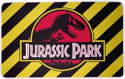 JURASSIC PARK - Tapis d'intérieur - 70x50cm - Logo