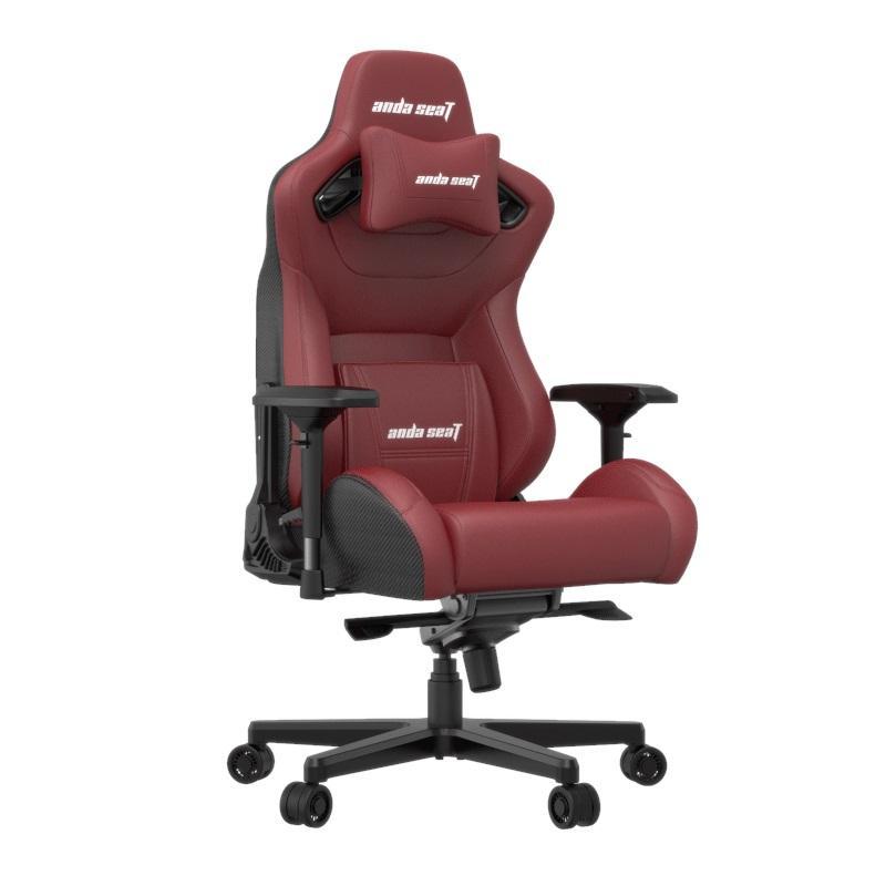 Gaming Seat Anda Kaiser Series 2  - Black / Maroon_2
