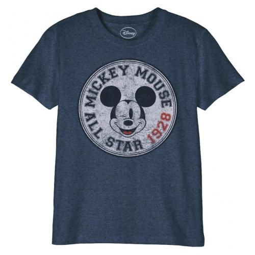 DISNEY - T-Shirt Enfant - Mickey Mouse All Star 1928 (8 ans)