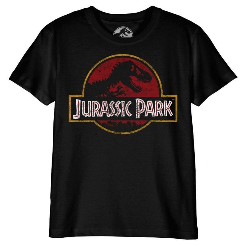 JURASSIC PARK - T-Shirt Enfant - Logo (6 ans)