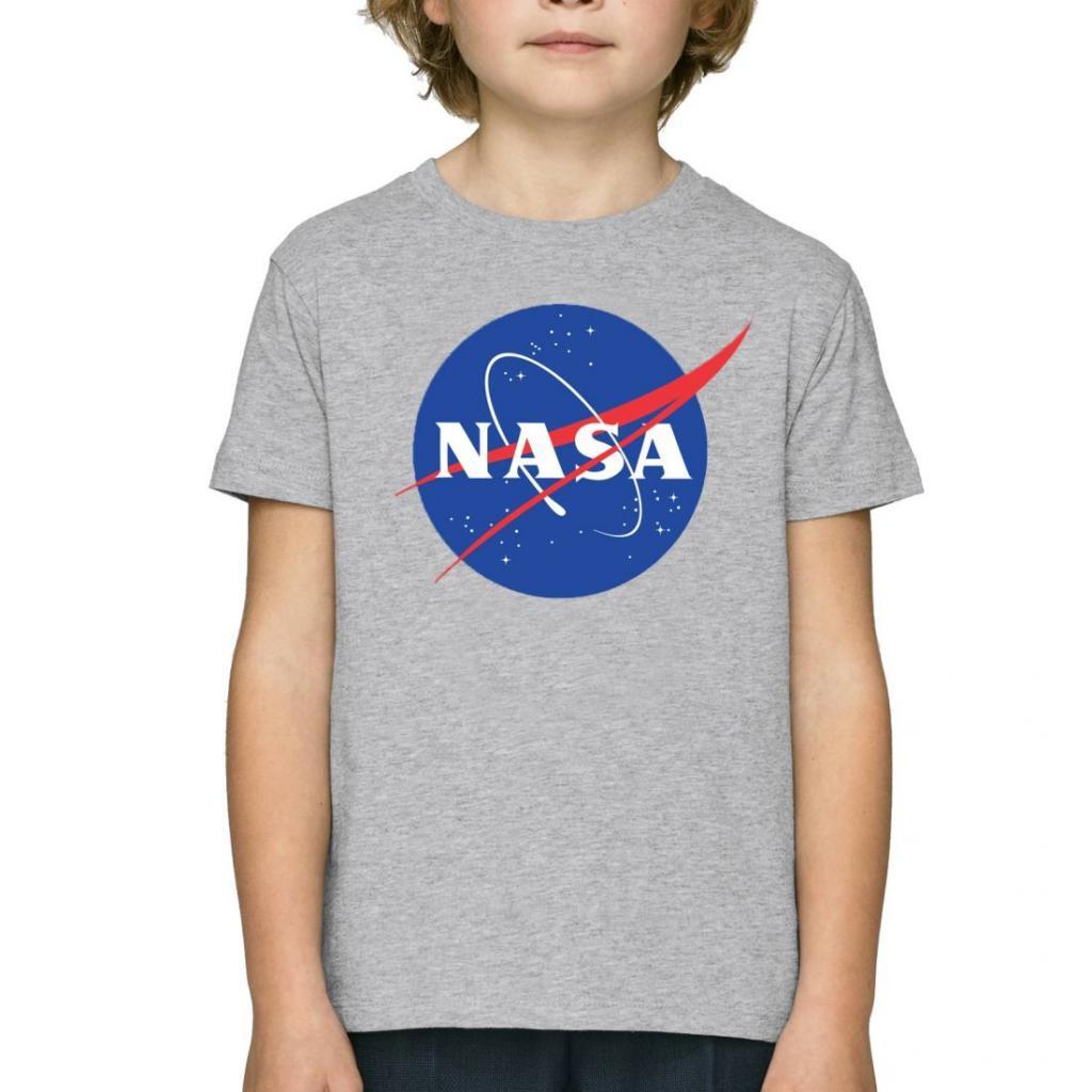 NASA - T-Shirt Enfant - Logo (6 ans)