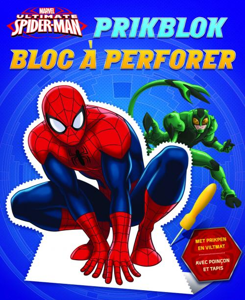 Ultimate Spider-Man - Bloc à perforer