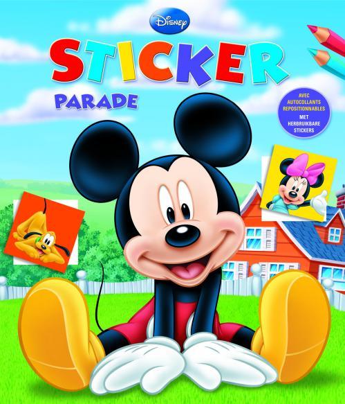 Disney - Sticker Parade - Mickey