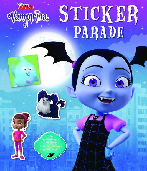 Disney - Sticker Parade - Vampirina