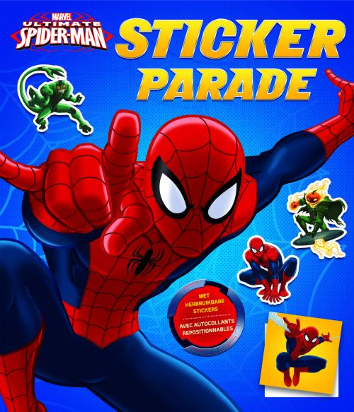 Ultime Spider-Man - Sticker Parade