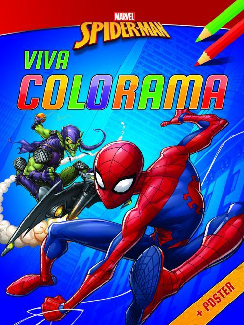 Spider-Man - Viva Colorama (avec poster)