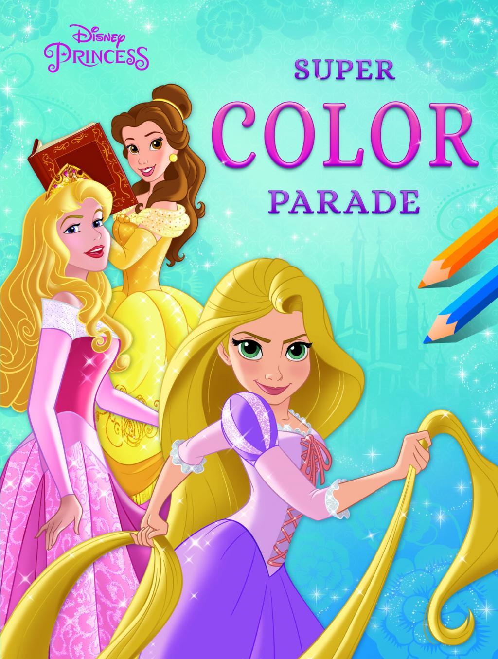 Disney - Super Color Parade Princess