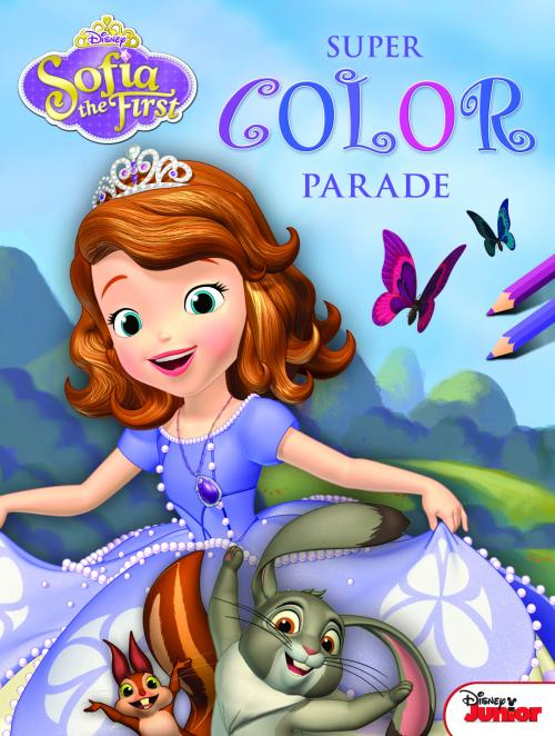 Disney - Super Color Parade Princess Sofia
