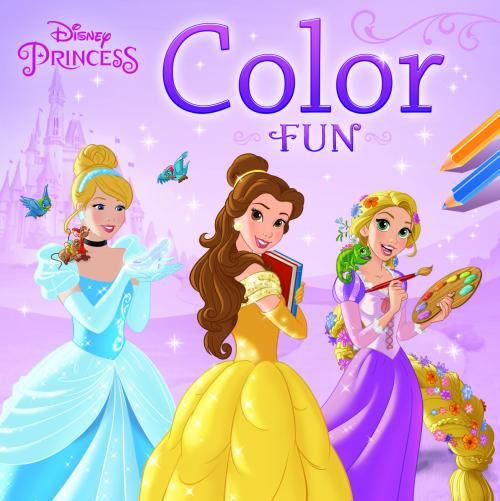 Disney - Color Fun Princess