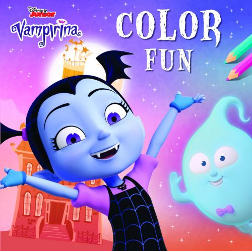 Disney - Color Fun Vampirina