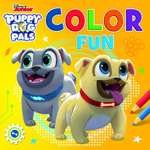 Disney - Color Fun Puppy Dog Pals