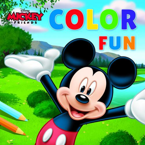 Disney - Color Fun Mickey