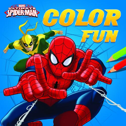 Spider-Man Ultimate - Color Fun