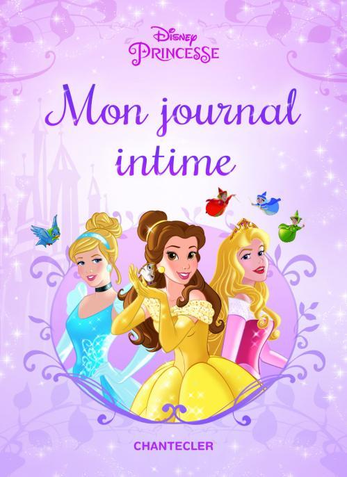 Disney - Mon journal intime Princesse
