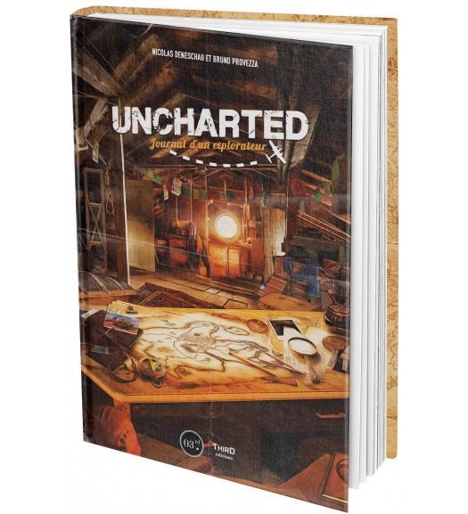 UNCHARTED - Journal d'un Explorateur