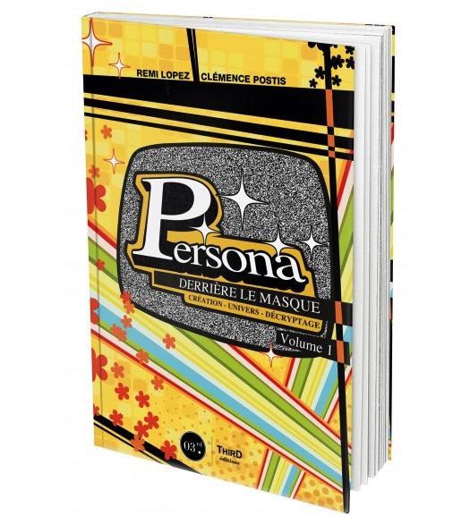 PERSONA - Derrière le Masque - Volume 1
