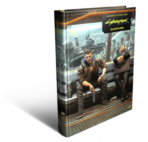 The Complete Official Guide Cyberpunk 2077 - Collector