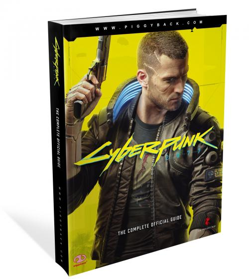 The Complete Official Guide Cyberpunk 2077