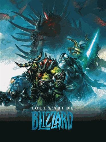 GAMING - Tout l'art de Blizzard