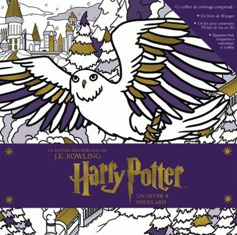 HARRY POTTER - Un Hiver à Poudlard_2