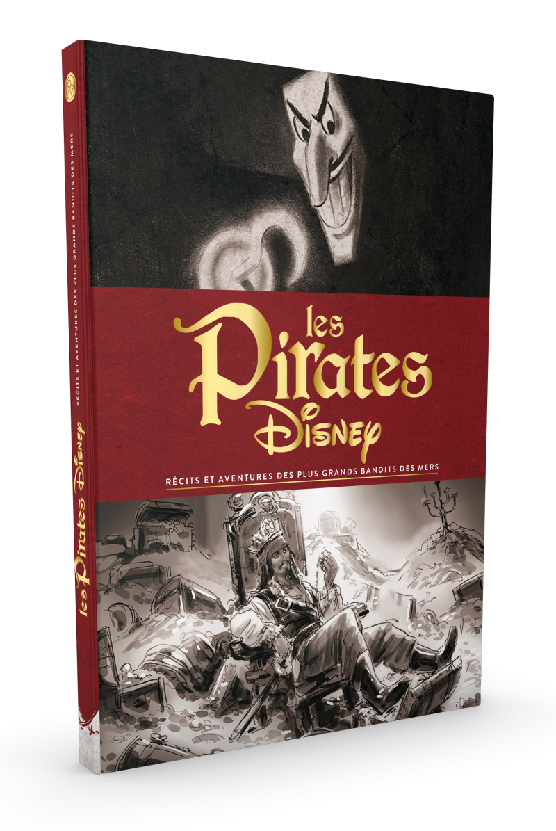 DISNEY - Les pirates Disney