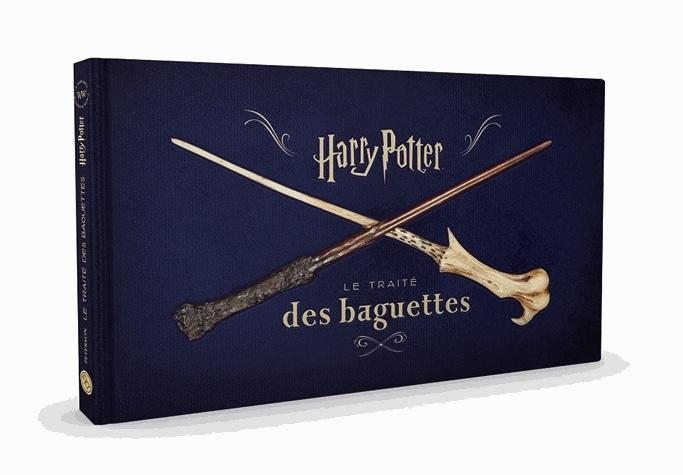 HARRY POTTER - Le Traité des Baguettes_2