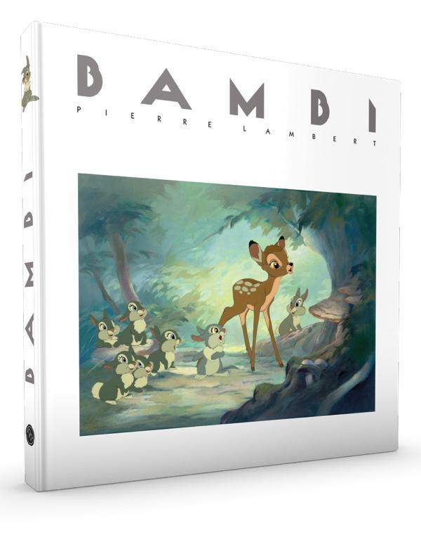 DISNEY - Bambi, Le livre du 75e anniversaire