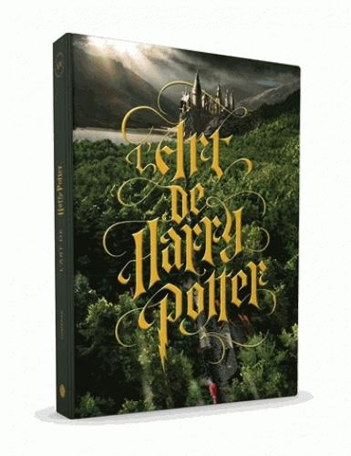HARRY POTTER - Tout L'Art des Films Harry Potter_1